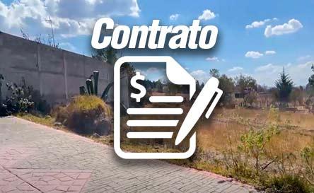 contrato de empeño para terreno