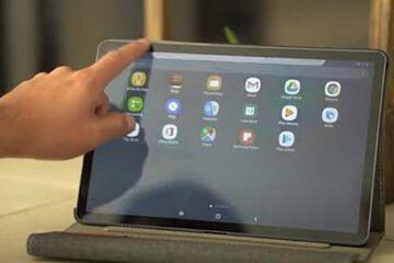 empeñando una tablet android