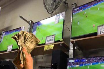 cuánto dinero me dan en el empeño por una pantalla